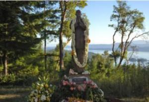 Sri Chinmoy szobor - Kanada