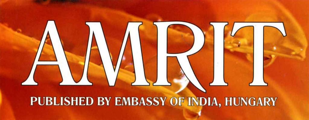 amrit - indiai nagykövetség lapja